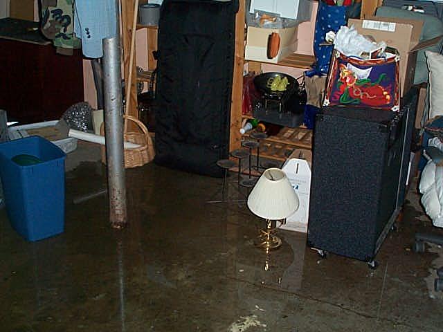 my sewer backup